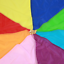 Outdoor-Children-Group-Game-Team-Building-Parachute-Rainbow-Game-Toys-Kids-Adult thumbnail 6
