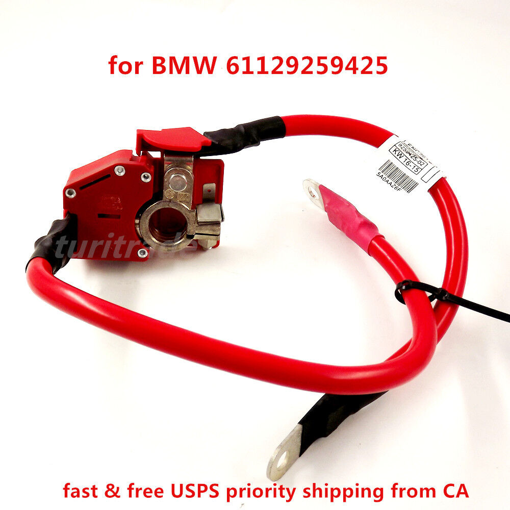 4 POSITIVE BATTERY LEAD CABLE FOR BMW 3 SERIES 61129259425