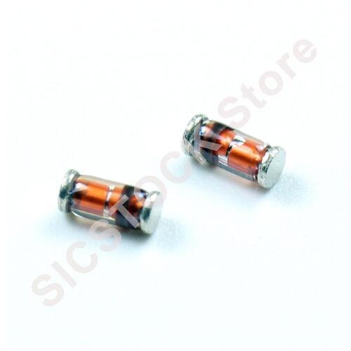 BZV55-C22,115 DIODE ZENER 22V 500MW SOD80C BZV55-C22 BZV55 55-C 10PCS