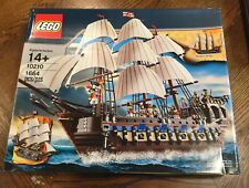 Lego NEW Set//4 COMPLETE Cannons-w// Wheels And Base-For Imperial Flagship 10210