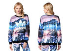 Adidas Originals Women's Sweatshirt Mountain Clash