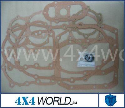 5 S For Toyota Landcruiser HJ61 HJ60 Gearbox//Transfer Gasket Kit
