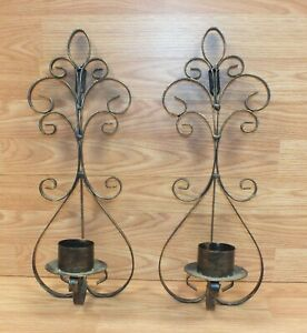 Decorative Wall Sconces Candle Holders from i.ebayimg.com