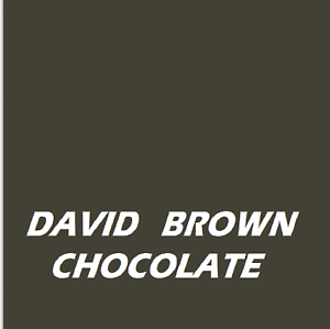 DAVID BROWN CHOCOLATE Machinery Tractor & Agricultural Enamel Gloss Paint