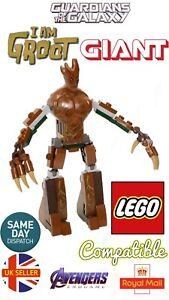 Groot Mini figure Avengers Endgame Guardians of the Galaxy