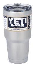 Yeti Rambler Stainless Steel Coffee Mug Cup Insulated Tumbler 30oz & 20oz Set