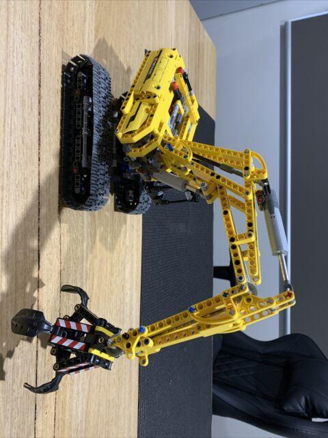 Lego Technic Excavator 42006