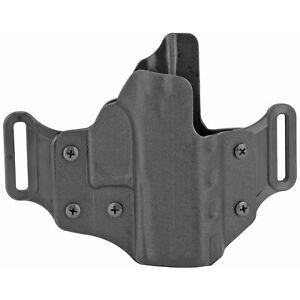 DeSantis Veiled Partner OWB Belt Holster Fits Glock 43, 43X  Right   195KA3TZ0