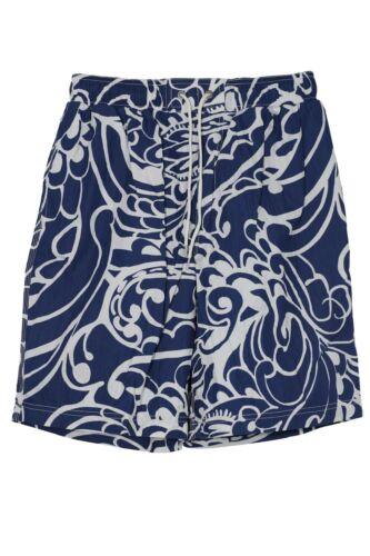 Kitaro Badeshort Badehose Boardshorts Short Kurze Hose Herren Blau Größe M