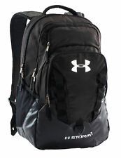 dc901a2718 Under Armour Storm Recruit Backpack - Black for sale online