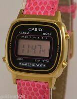 Casio Damenuhr / Alarm