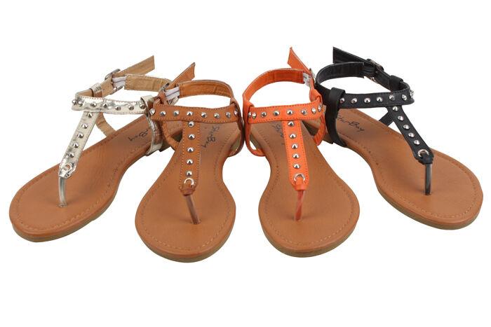 Mucho mayor Para Mujer Sandalias De Pares Colors Surtidos 36 Pares De Tamaños 5-10   6-11 sb2202 2108ef