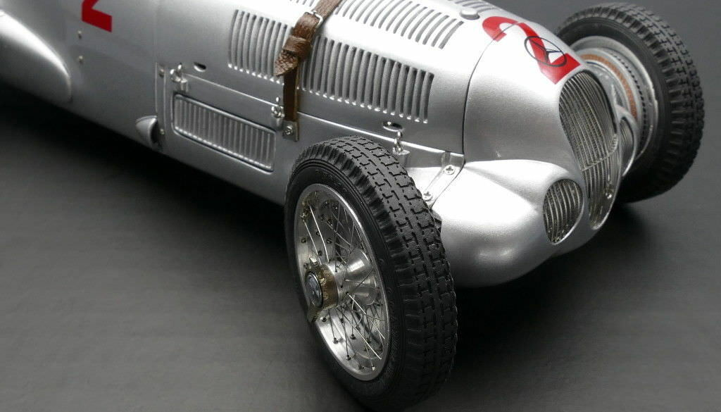 qualità garantita MERCEDES-BENZ w125  2 - Donington Donington Donington 1937-Lang-CMC 1 18 - m-114  miglior reputazione