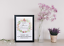 Personalised-Christening-Baptism-Welcome-Poster-Sign-Naming-Ceremony-Communion thumbnail 1