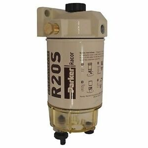 racor diesel spin-on fuel filter/water separator-30gph,2 ... racor fuel filters p series racor s3227 fuel filters diesel