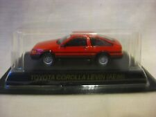 1:64 Kyosho Toyota COROLLA LEVIN AE86 Red Diecast Model Car