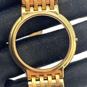 Seiko-34-2-mm-Box-Case-Bracelet-Bracelet-Strap-Strap-Band-Bracelet-Doesn-039-T-Glass