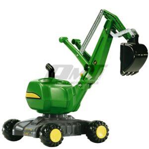 Rolly-Toys-Digger-John-Deere