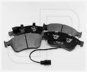 VW-AUDI-Bremsbelaege-Bremskloetze-vorne-Vorderachse-mit-EPruefzeichen
