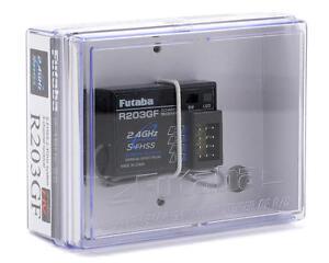 Futaba-R203GF-3ch-2-4ghz-RC-Remote-Control-FHSS-RX-Receiver-4YFG-6J-3PL-2PL