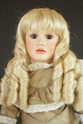 13-14 Joliette Wig By Global Doll Company Sizes 9-10,11-12