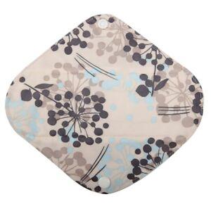 S-Panty-Liner-Silver-CHARCOAL-Bamboo-Cloth-Mama-Menstrual-Sanitary-Pad-Reusable