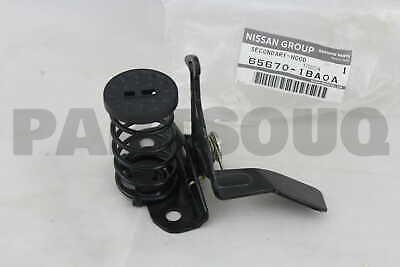 New Genuine Infiniti Protector-Hood Lock Control 65626JK00A OEM