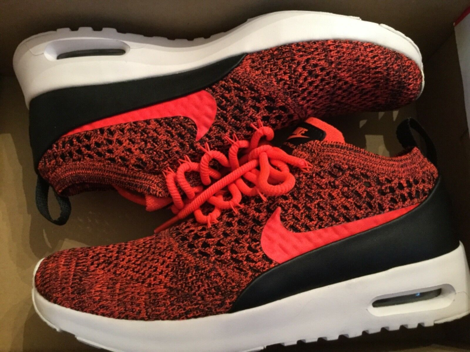 New Womens Nike air max Thea ultra fk Flyknit Running Shoes 881175 602 Sz 5.5