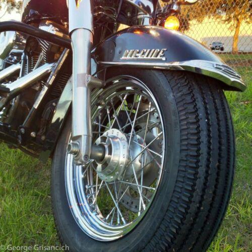 Shinko Super Classic 270 Series Retro Front Rear Vintage Tire 5.00-16 Blackwall
