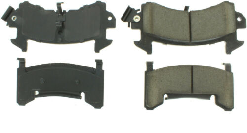 Disc Brake Pad Set Front,Rear Centric 106.01540