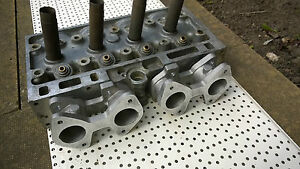 Candide Renault R5 Alpine/5 Gordini 2 X Dcoe Weber Inlet Manifold Pipes Admission!-afficher Le Titre D'origine Promouvoir La Production De Fluide Corporel Et De Salive
