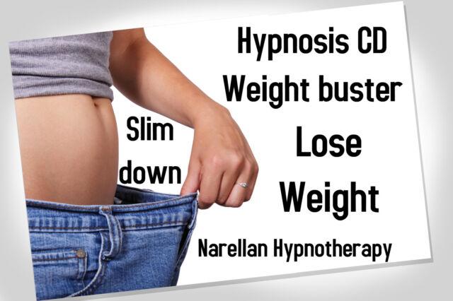 Weight Loss - Self Hypnosis CD Narellan Hypnotherapy