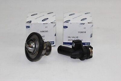 2,2 Diesel MK3 1128018 Original Thermostat für Ölkühler Ford Mondeo 2,0