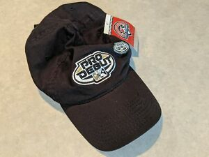 *NEW w TAG* PRO DEBUT Minor League Baseball Hat/Cap w/ Lapel Pin Adjustable