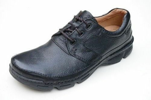 Mens Clarks  Rico Move  Black Lace up shoes   G  Fitting sizes 8.5-10 available