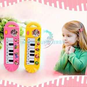 Kids Infant Toddler Developmental Toy Musical Piano Baby Early Educational Game
