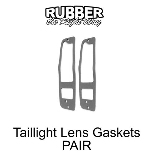 1967 1968 1969 1970 1971 1972 Ford Truck /& Van Taillight Lens Gaskets pair