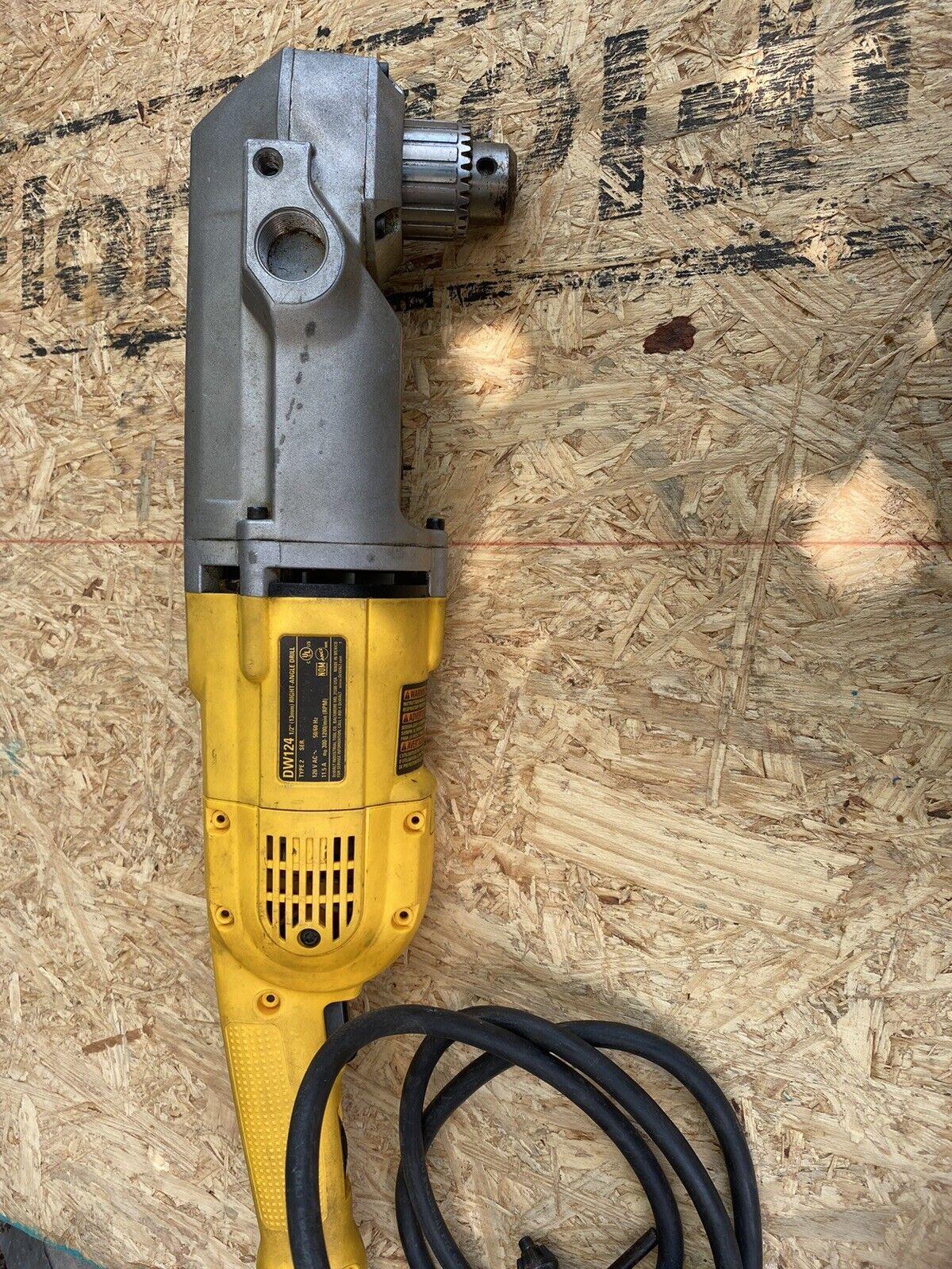 DEWALT DWD450 1//2 inch VSR Stud /& Joist Drill with Clutch for sale online