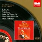 Bach: Cello Suites (CD, Aug-2004, 2 Discs, EMI Classics)