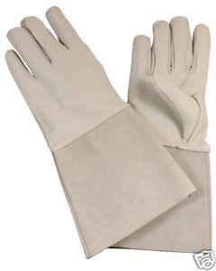 1 Paar WIG//TIG Handschuhe Größe 10 aus Nappaleder ohne Stulpe #