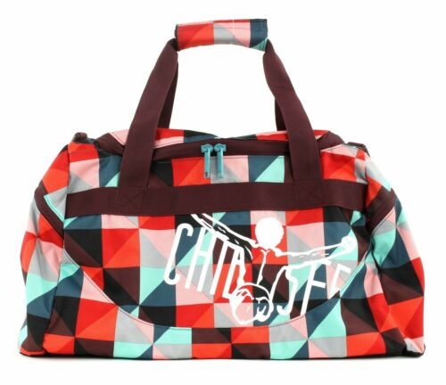 Chiemsee Matchbag Medium Sac Sac De Sport Sac de voyage MAGIC Triangle Red
