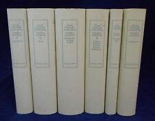 Georg Christoph Lichtenberg - Schriften und Briefe in 6 Bänden Zweitausendeins