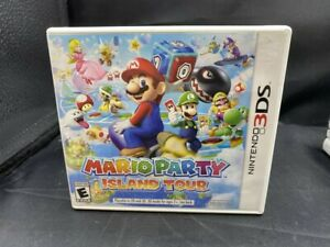 NINTENDO 3DS MARIO PARTY ISLAND TOUR (MISSING MANUAL)
