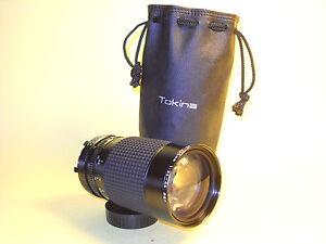 Tokina AT-X 35-200mm 1:3,5-4,5 for Minolta M - MINT!
