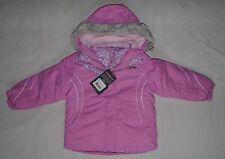 ZeroXposur Little Girls Size L 6X Alex Systems 3-in-1 Winter Coat Jacket Pink