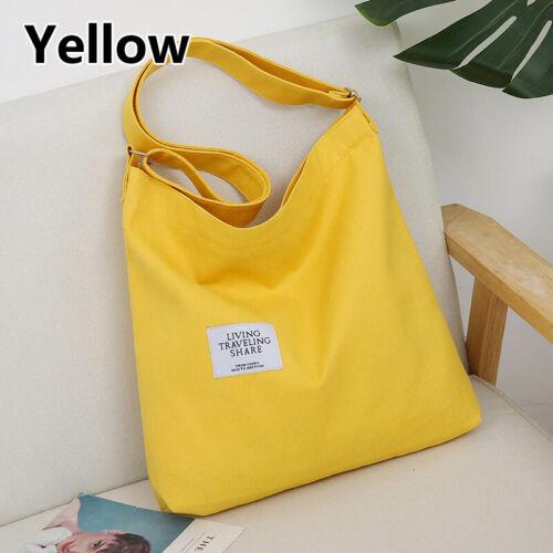 Women/'s Canvas Handbag Large Capacity Shoulder Messenger Bag//Purse//Bags