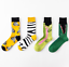 Men-Women-Cotton-Sock-Animal-Shark-Zebra-Corn-Sea-Food-Novelty-Funny-Dress-Socks thumbnail 4