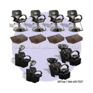 Salon package spa beauty furniture equipment ebay for Furniture y equipment