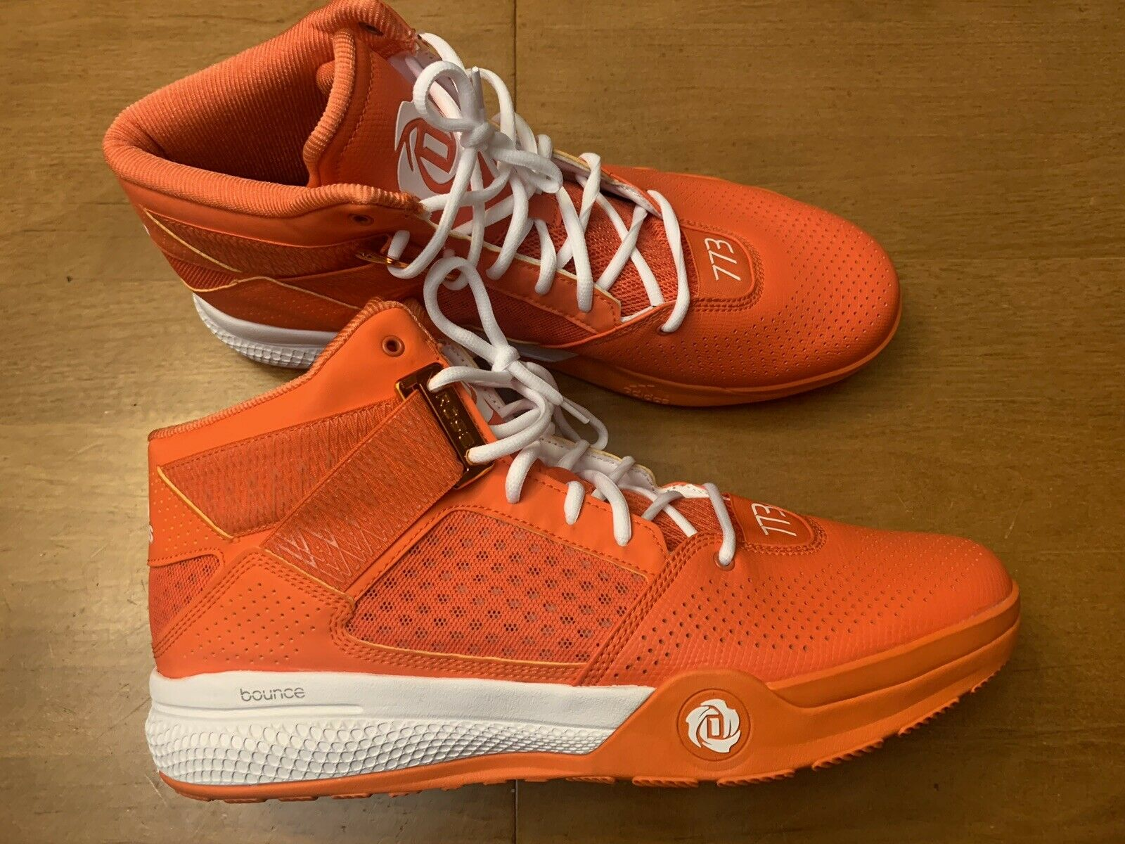 Adidas Bounce Adipink 773 Mens Size 14 Basketball shoes New Without Box