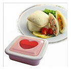 Love Heart Shape Sandwich Bread Toast Maker Mold DIY Toast the bread maker 560